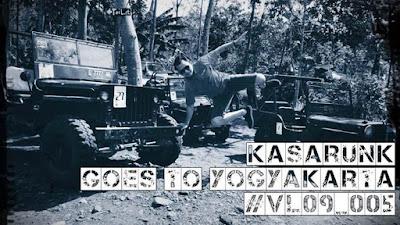 #VL09-005 Ngebolang di Yogya : Lava Tour Merapi