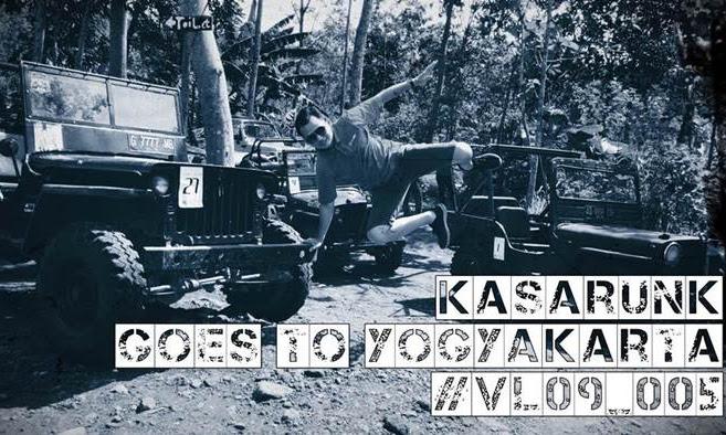 Vlog : 5 Lokasi Wisata Lava Tour Offroad Merapi