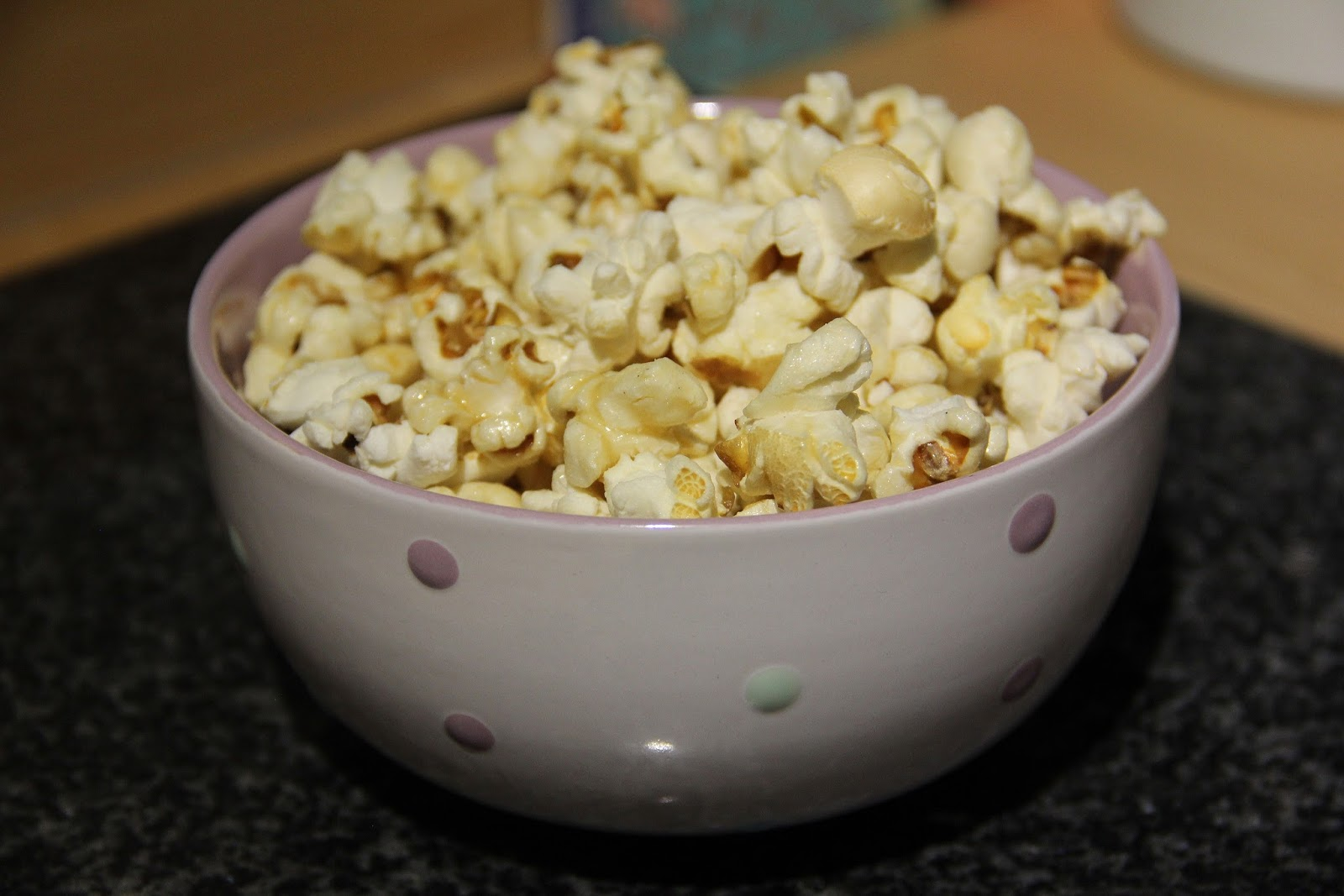 The perfect snack for a movie night.