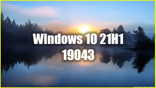 Second Windows 10 21H1 Insider ISO made available for download by Microsoft