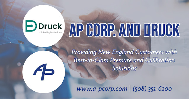AP Corp. is ow The Druck New England Representative