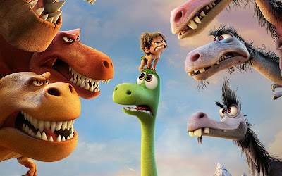 The Good Dinosaur, Directed by Peter Sohn