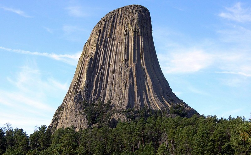 devils tower; devil's tower; devils tower wyoming; devils tower national monument; devils mountain; devils tower wy; how was devils tower formed; devils tower national park; devil's peak; devils rock; what is devils tower; wyoming devils tower; devils tower in wyoming; wyoming devils tower; honolite; how tall is devils tower; the devils rock; devils peak;