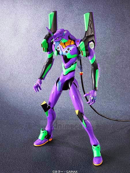 LMHG EVA-01 TEST TYPE REGULAR EDITION MODEL KIT Evangelion BANDAI