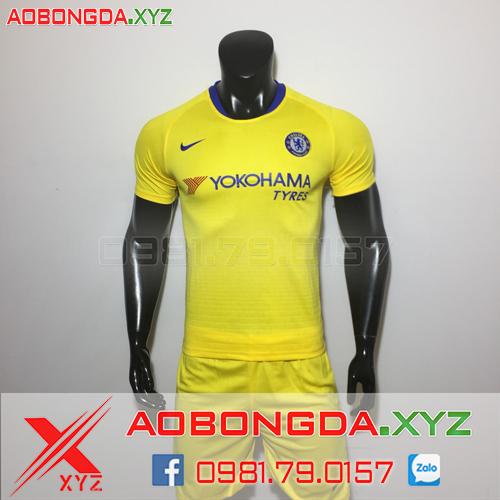 Áo Câu Lạc Bộ Chelsea 2019 Sân Khách