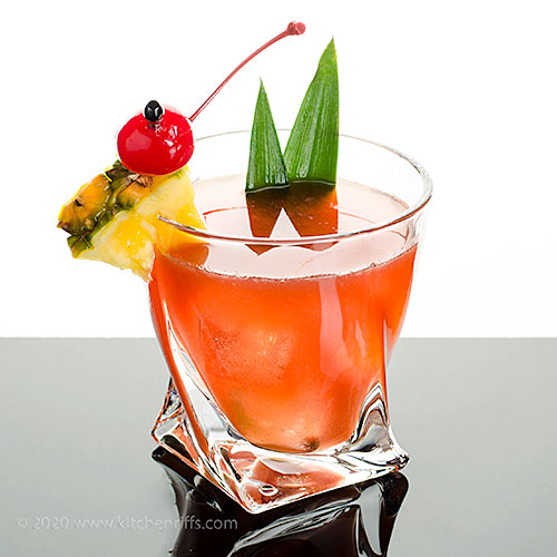 The Jungle Bird Cocktail