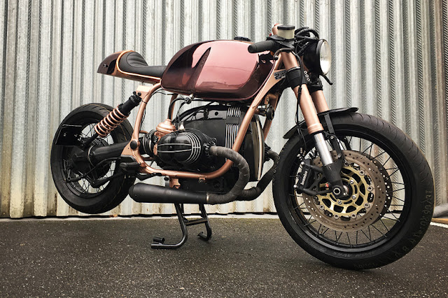 BMW 100R Mystic Motorcycle