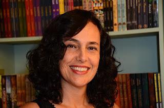 Parceria com autora Valéria Martins