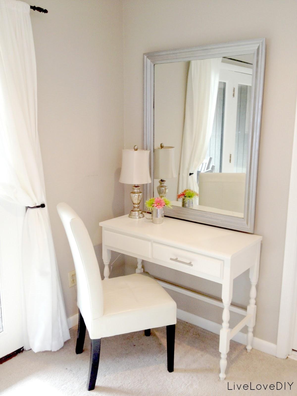 Makeup Bedroom Vanity Bedroom Makeup Vanity
