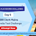 21 Days #Lockdownchallenge- SBI Clerk Mains All India Test : Few Hours Left  Attempt Now