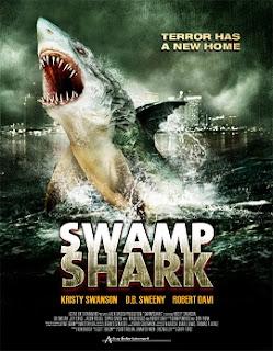 Xem Phim Đầm Lầy Cá Mập