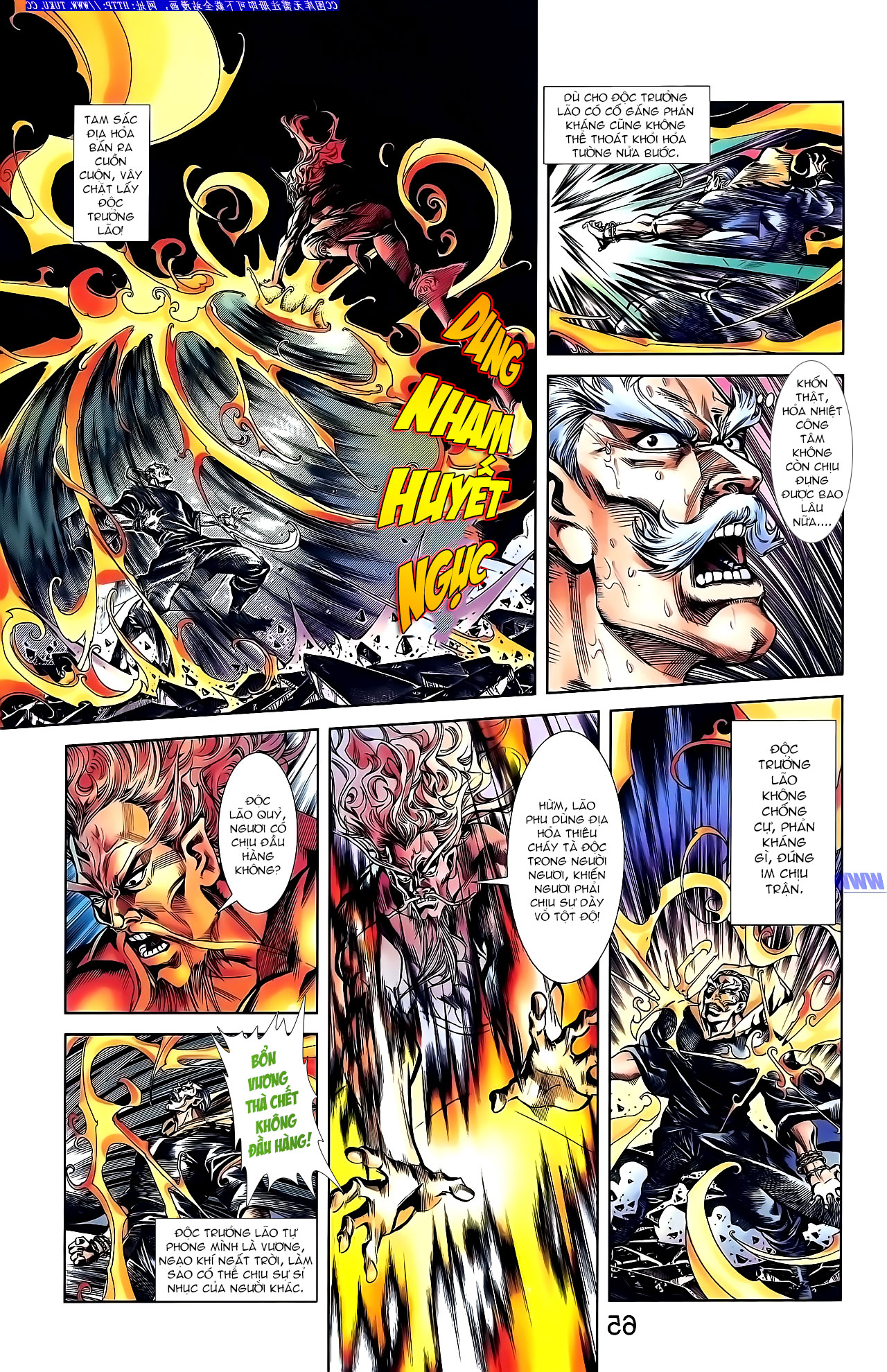 Cơ Phát Khai Chu Bản chapter 141 trang 10