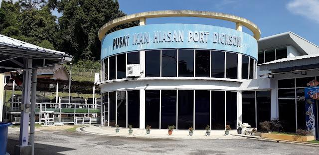 Pusat Ikan Hiasan Port Dickson