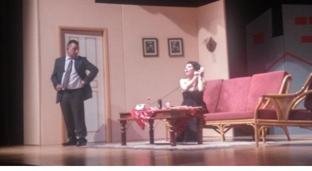 Η Ποντιακή θεατρική παράσταση «Η Μανασία κι σύρκεται» στο Άργος Ορεστικό