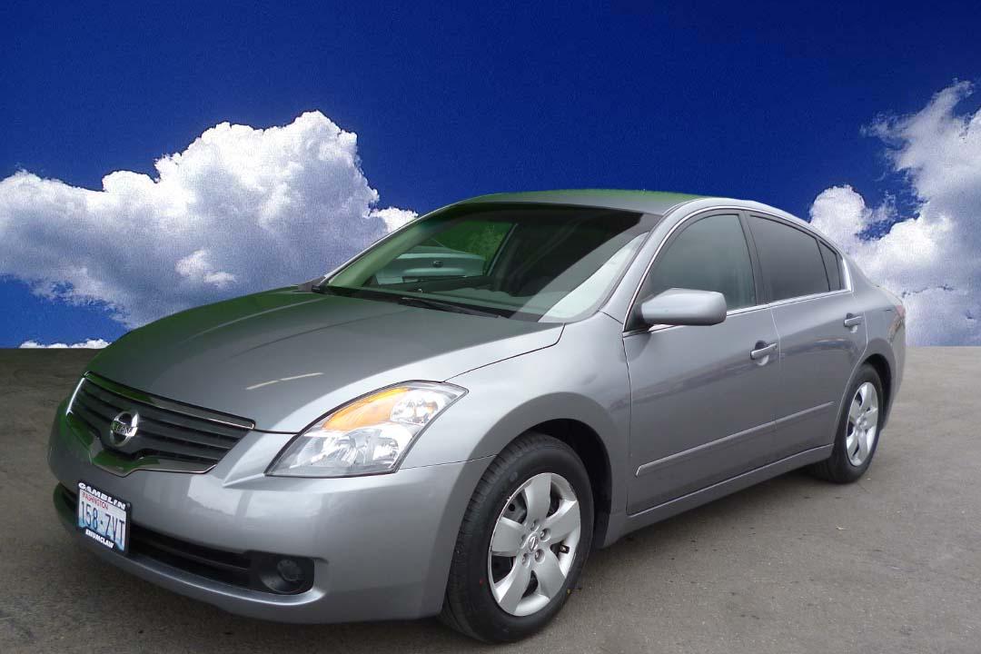 Gamblin Motors 2008 Nissan Altima 2 5 S Grey