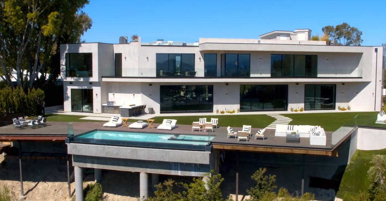 77 Photos vs. Tour 16110 Meadowview Dr, Encino, CA Ultra Luxury Mansion Interior Design