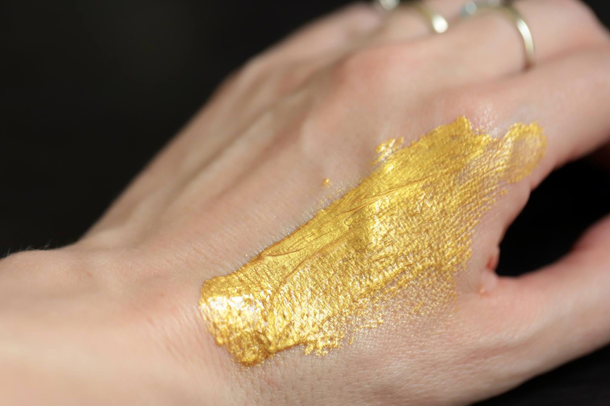 Evolve Bio Retinol Gold Masque