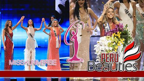 Madison Anderson es Miss Universe Puerto Rico 2019