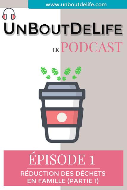 podcast réduction des déchets en famille salle de bain et hygiène ubdl