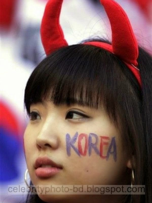 Most Beautiful And Cute Fans Photos And Images From World Cup 2014