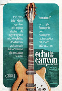 ECHO IN THE CANYON movie poster