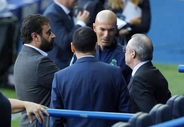 Real Madrid và 10 vấn đề trong năm 2020 2