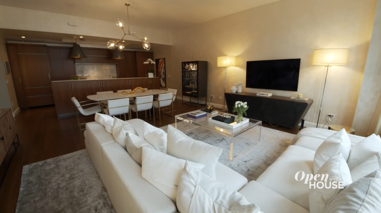 30 Interior Design Photos vs. 150 Charles St #3DN, New York, NY Luxury Condo Tour With Kelly Killoren Bensimon