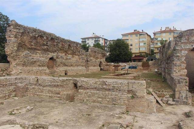 Byzantine mosaics discovered in Balatlar excavations