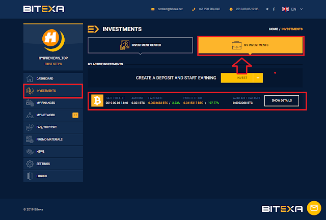 bitexa.net