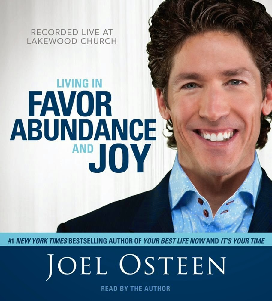 Pastor Joel Osteen Quotes - Word for Today from Joel Osteen Ministries