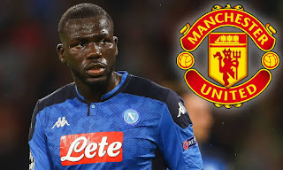 Liverpool set to beat Manchester United to the signing of Napoli defender Khalidou Koulibaly
