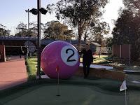 BIG Pool Ball at the Yarralumla Play Station | ACT BIG Things