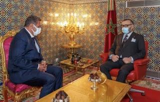 عزيز أخنوش رئيس للحكومة المغربية لسنة 2021