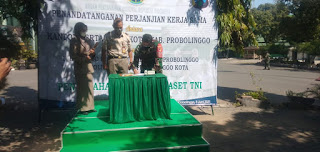 Penertiban Aset TNI  Disahkan Dengan  Penyertifikatkan Oleh BPN