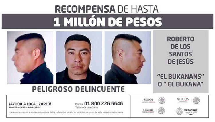 """Cae líder huachicolero brazo derecho de """"El Bukanas"""" en Nogales, Veracruz."""