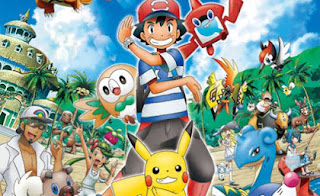 Pokémon Sun & Moon - Episódio 105