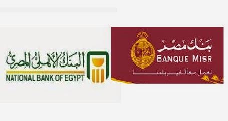قرض البنك الاهلي المصري و بنك مصر للمشروعات الصغيرة,شروط و اجراءات الحصول عليه