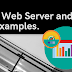 What is Web Server and There Examples.