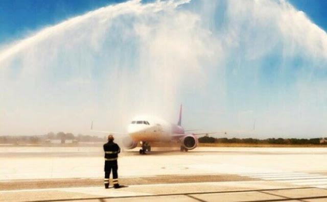 Al via la nuova linea di volo Ancona-Tirana