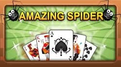 İnanılmaz Örümcek İskambili - Amazing Spider Solitaire