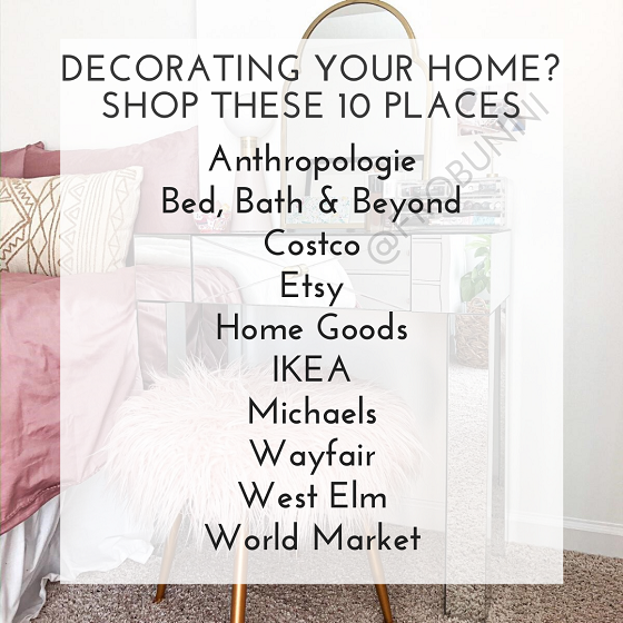 Image of photo with home decor stores