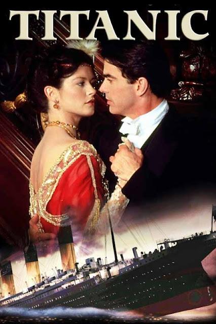 Filme titanic 1996 poster
