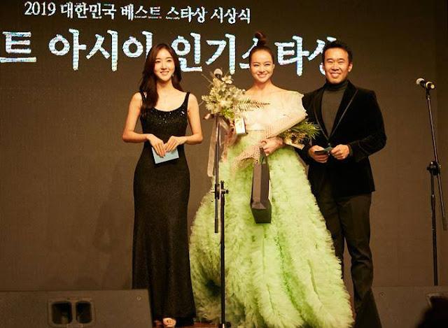 Kiều Ngân gặp sao 'Phẩm chất quý ông' ở Hàn Quốc