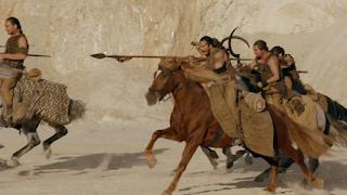 The fierce Dothraki !