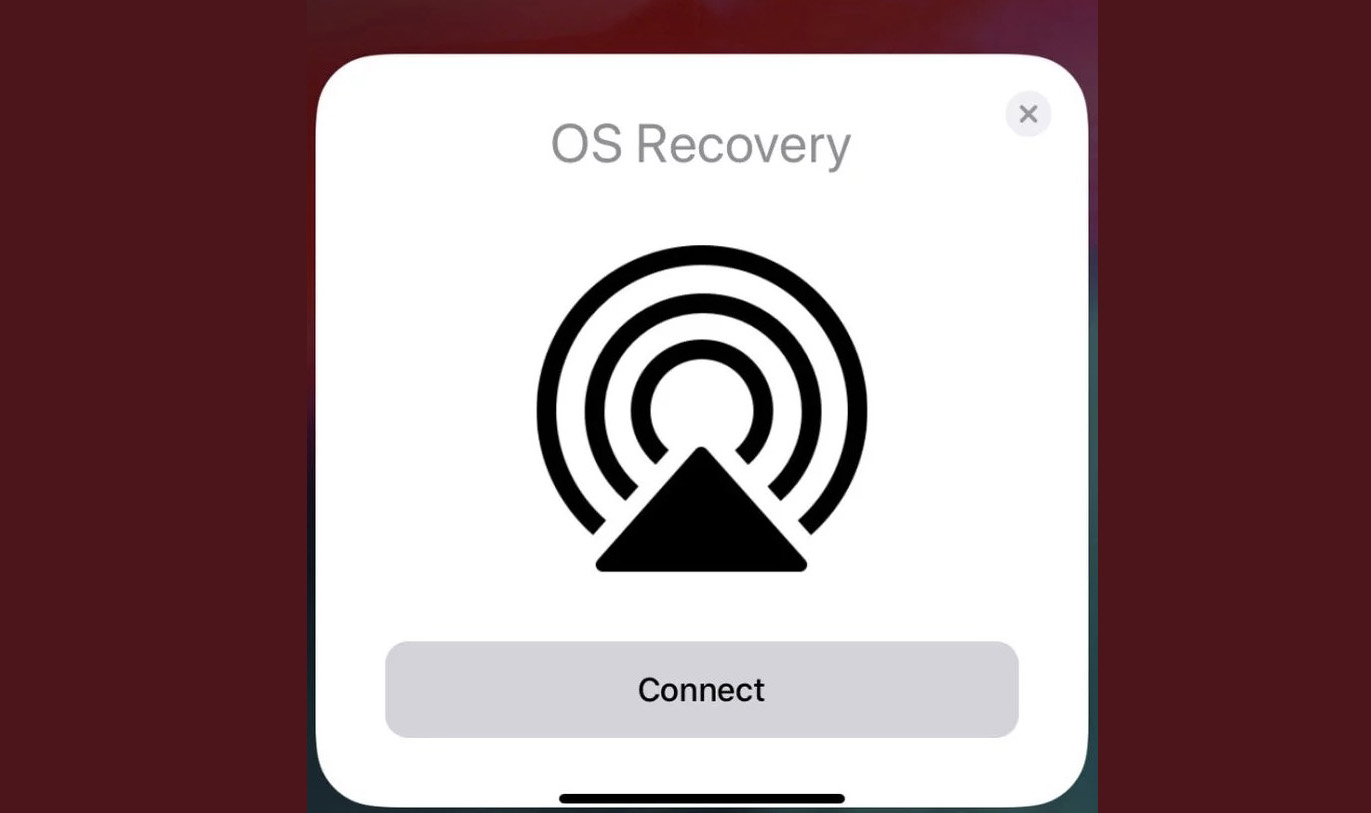 iPhone OS Recovery
