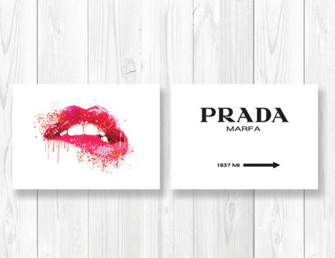 d2200bba1de6b Art R Us- Best Art Print Posters Toronto: Pink Lip,Lips art,Prada ...