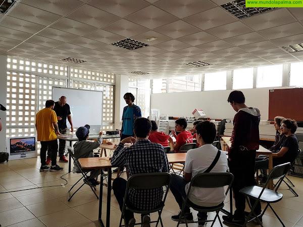 Alta participación en los talleres y sesiones paralelas del Festivalito LAB de este fin de semana