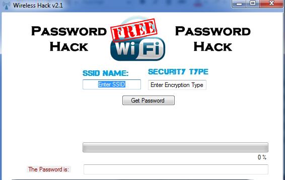 इन्टरनेट के जरिये Wifi  के Password को कैसे Hack करें