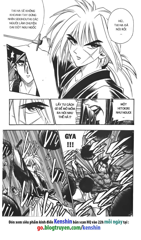 Rurouni Kenshin chap 47 trang 11