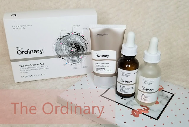 The Ordinary No Brainer kit